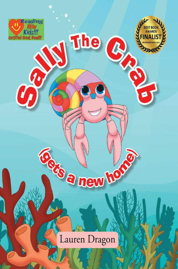 Sally the Crab: #RWYK Great Read Certified