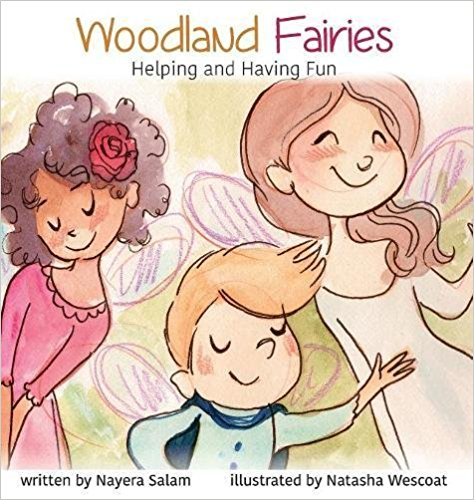 MEET Woodland Fairies: Helping and Having Fun
