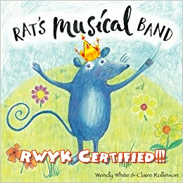 Come, join the Rat's Musical Band!!!