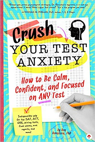 Crush Your Test Anxiety: How to be Calm, Confident & Focused!!