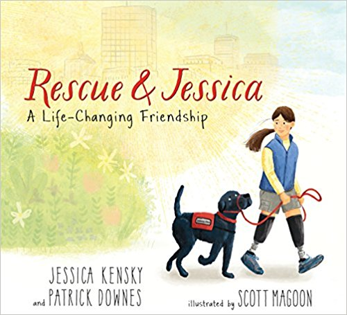 Illustrator Scott Magoon on Rescue and Jessica