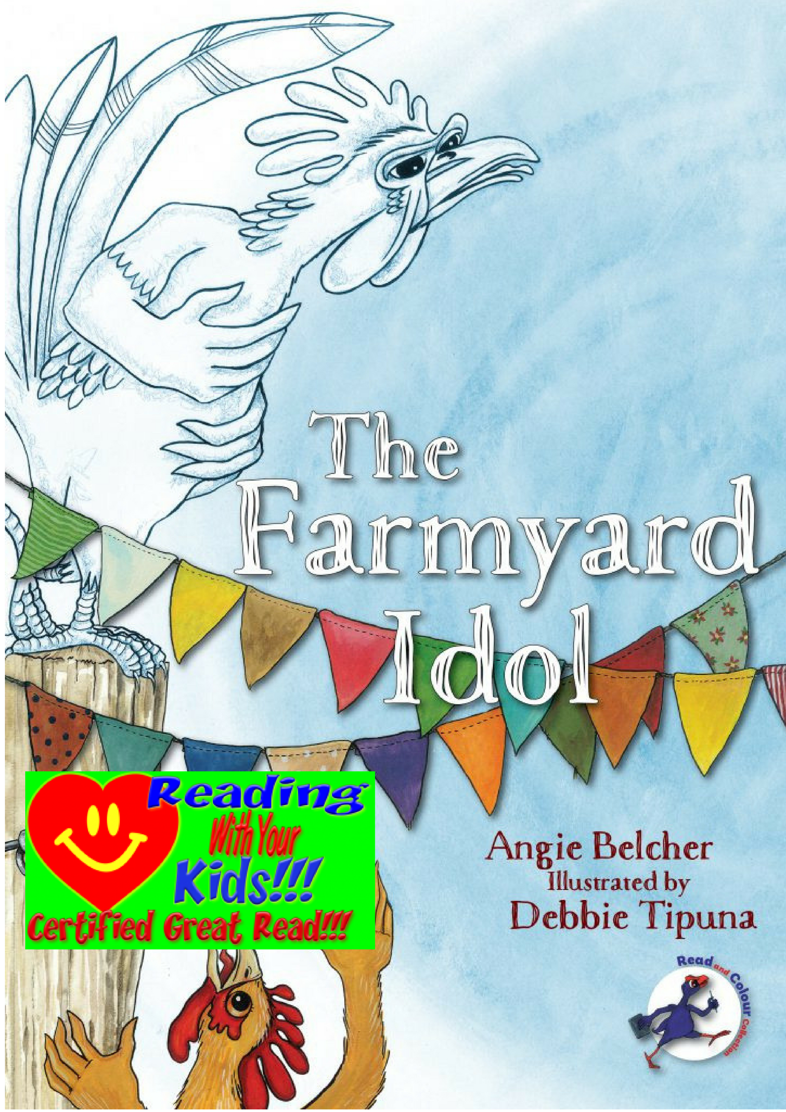 The Farmyard Idol by Angie Belcher: #RWYK Great Read Certified