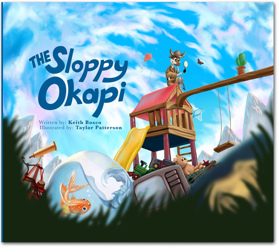 RWYK Author Interview: The Sloppy Okapi