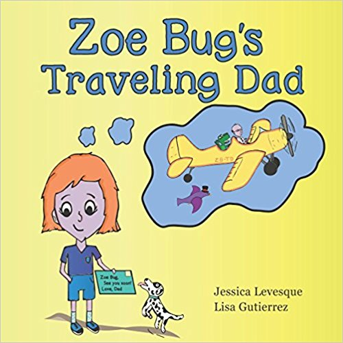 MEET Zoe Bug's Traveling Dad!!