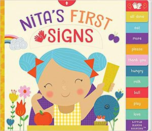 Nita's First Signs (Little Hands Signing)