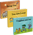 The Giggles and Joy Gift Set by Ariane de Bonvoisin