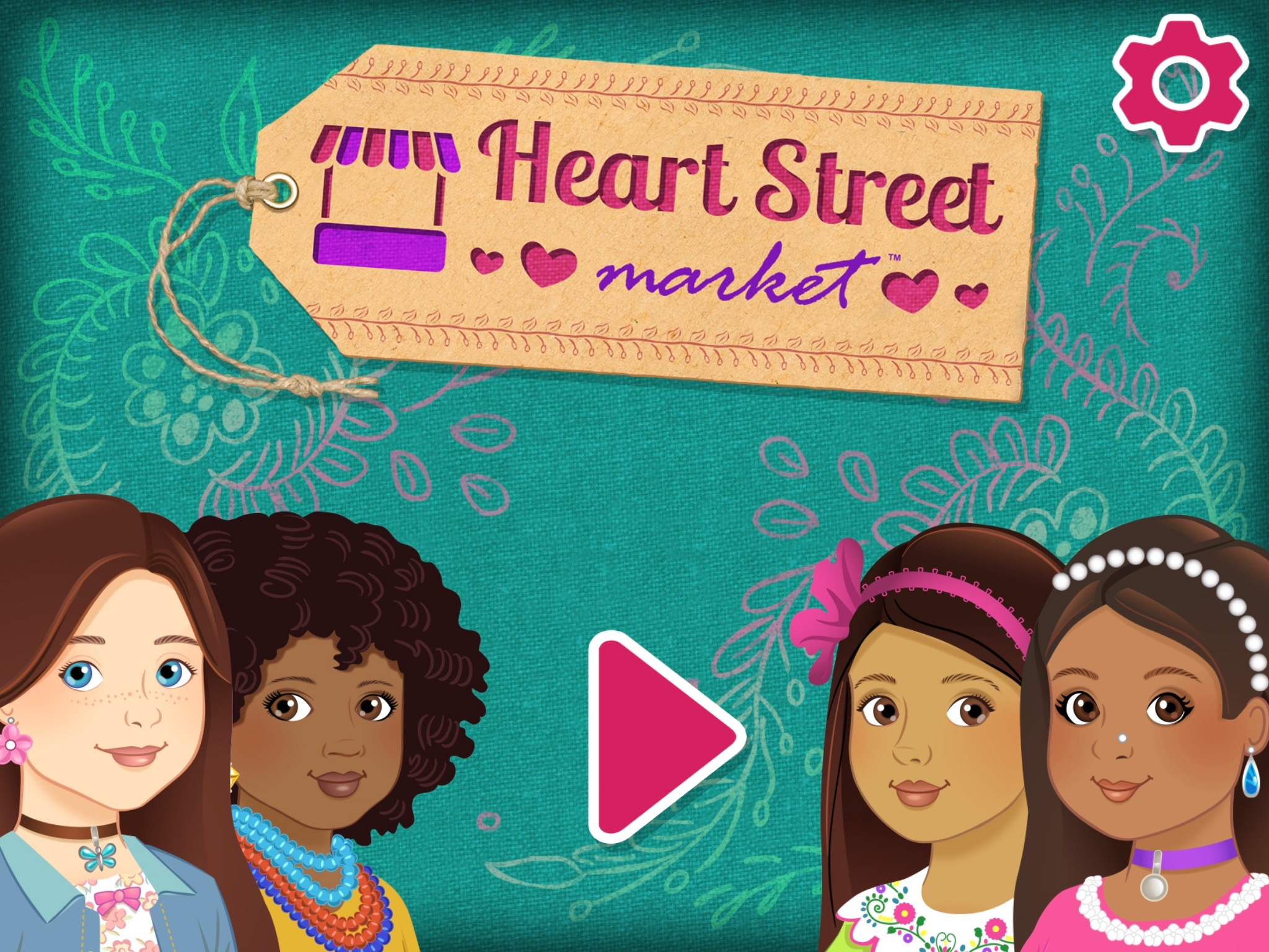 Heart Street Market: Changing the World One Heart at a Time!