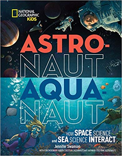Astronaut – Aquanaut, How Space Science and Sea Science Interact: #RWYK Certified Great Read