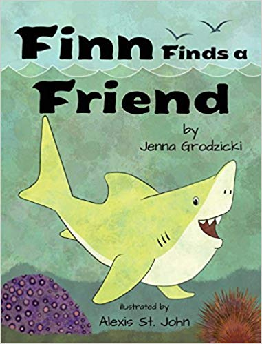 """Finn Finds A Friend"" by Jenna Grodzicki"