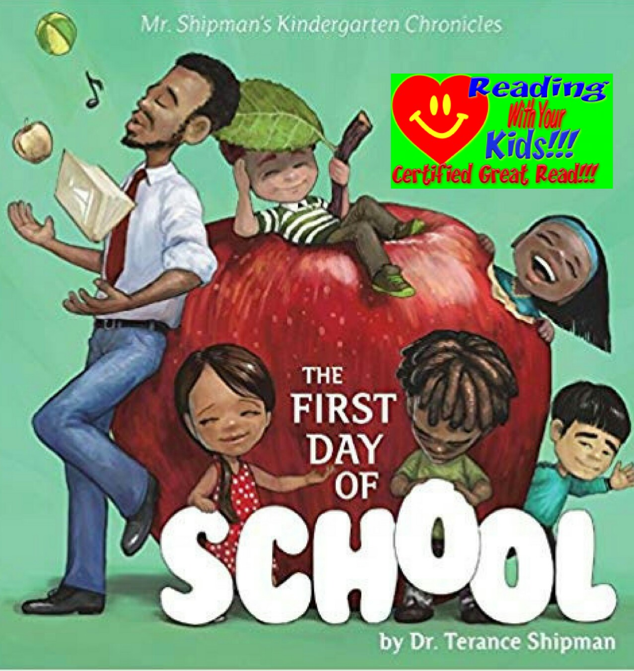 The First Day of School by Dr. Terance Shipman: #RWYK Great Read Certified