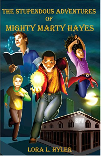 Join The Stupendous Adventures of Mighty Marty Hayes!!