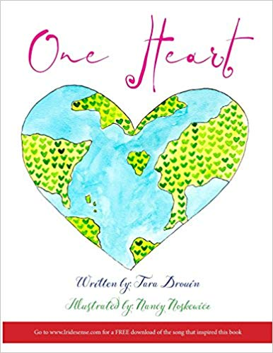"Introducing ""One Heart"" by Mrs. Tara Drouin!"