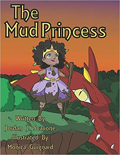 "MEET ""The Mud Princess"": Jordan J. Scavone"
