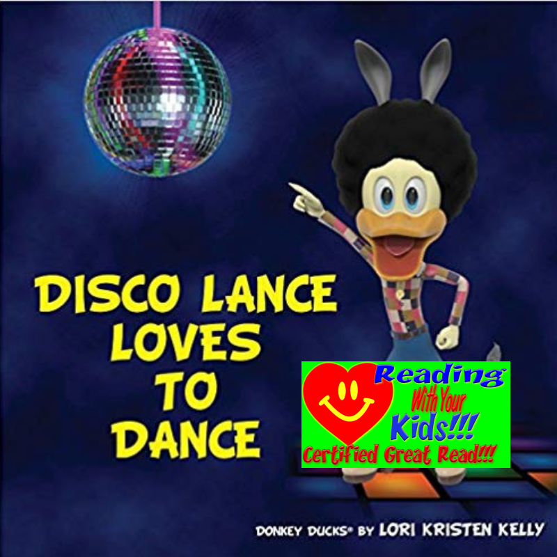 Disco Lance Loves to Dance: #RWYK Certified Great Read