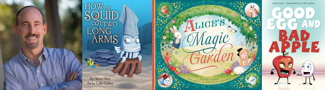 "Welcome to ""Alice's Magic Garden"" – Henry Herz"