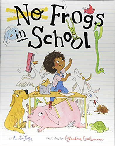 No Frogs In School