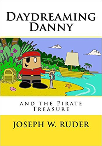 "Meet ""The Daydreaming Danny and the Pirate Treasure""!!"