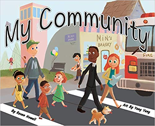 My Community by Raven Howell: #RWYK Certified Great Read