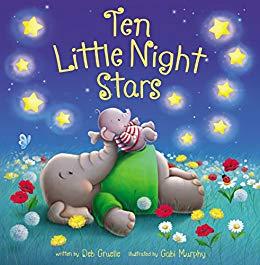 Ten Little Night Stars by Deb