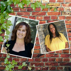 Delilah Jackson Hall & Leslea Wahl