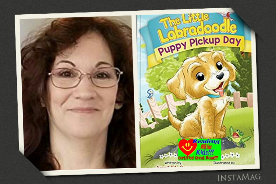 Puppy Pickup Day by April M. Cox: #RWYK Certified Great Read