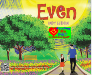 EVEN by Andy Gutman