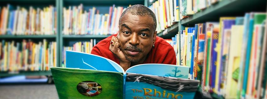 Reading with Your Kids Podcast Ft. LeVar Burton
