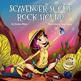 "Introducing ""Scavenger Scout: Rock Hound"" by Shelby Wilde"