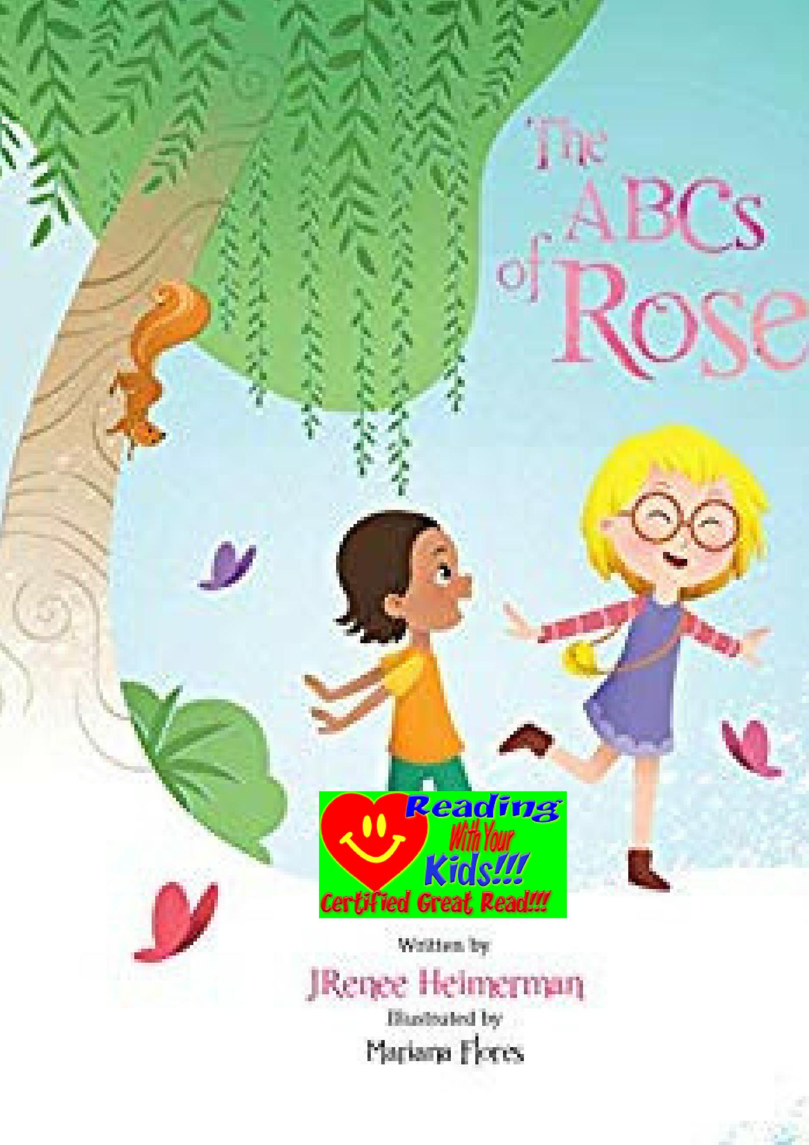 THE ABCs OF ROSE: #RWYK Certified Great Read!