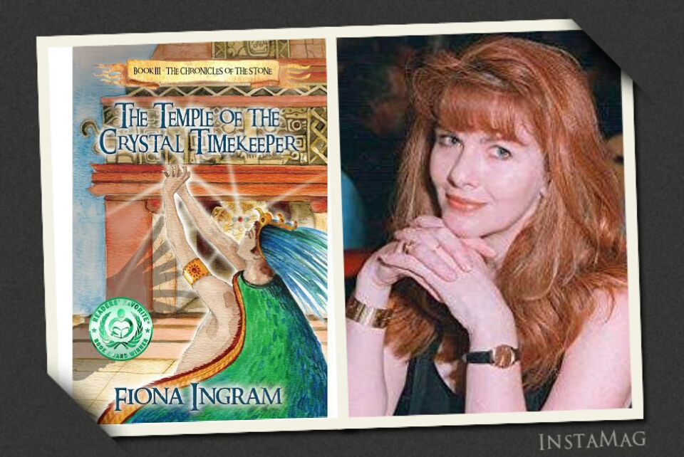 "Visit ""The Temple of the Crystal Timekeeper"" by Fiona Ingram!!"