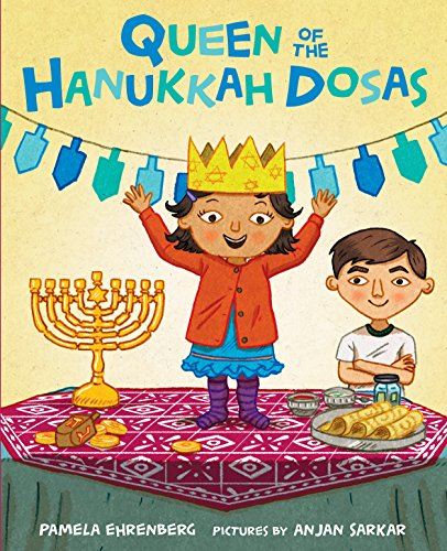 "Hanukkah Special Episode: Meet the ""Queen of the Hanukkah Dosas""!!"