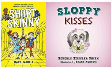 Sloppy Kisses by Beverly Stiffler Smith / Short & Skinny by Mark Tatulli