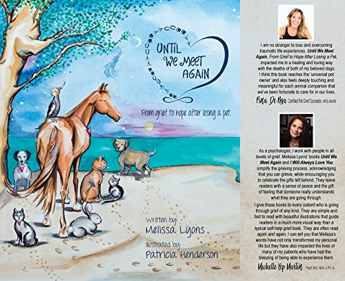 Until We Meet Again, From Grief to Hope After Losing a Pet: #RWYK Certified Great Read