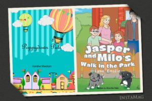Reading with Your Kids interview with Lyn Emslie and Harsha Sheelam