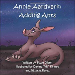 Annie Aardvark: Adding Ants