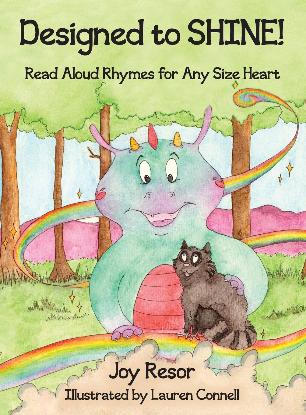 "Joy Resor on ""Designed to Shine!: Read-Aloud Rhymes for Any Size Heart"""