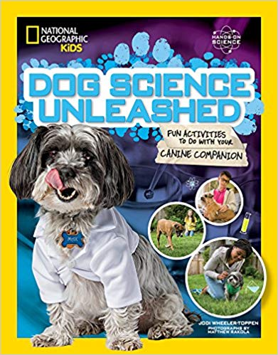 STEM Tuesday with Jodi Wheeler-Toppen: Dog Science Unleashed
