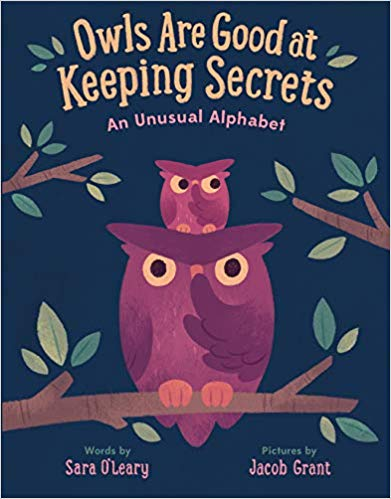 "Did You Know? ""Owls are Good at Keeping Secrets"" by Sara O'Leary"