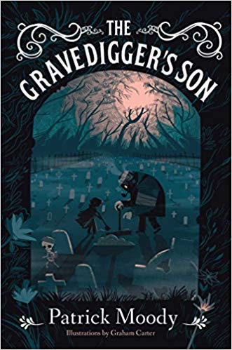 "Meet ""The Gravedigger's Son"" by Patrick Moody!"