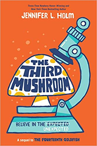 "Award Winning Author Jennifer L. Holm on ""The Third Mushroom"""