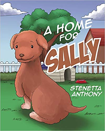 A Home for Sally by Stenetta Anthony