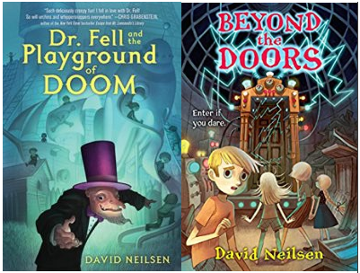 "Let's Discuss ""Creepy, Funny, Middle Grade Reads"" by David Neilson!"