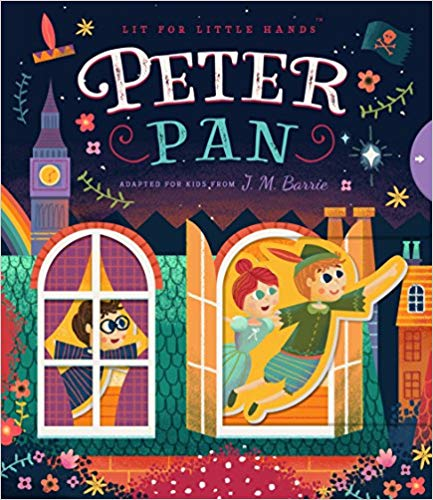 """Lit for Little Hands: Peter Pan"" by Brooke Jorden"