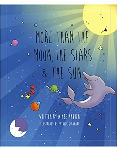 "Aimee Andren on ""More Than the Moon, the Stars & the Sun"""