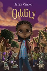 Oddity by Sarah Cannon