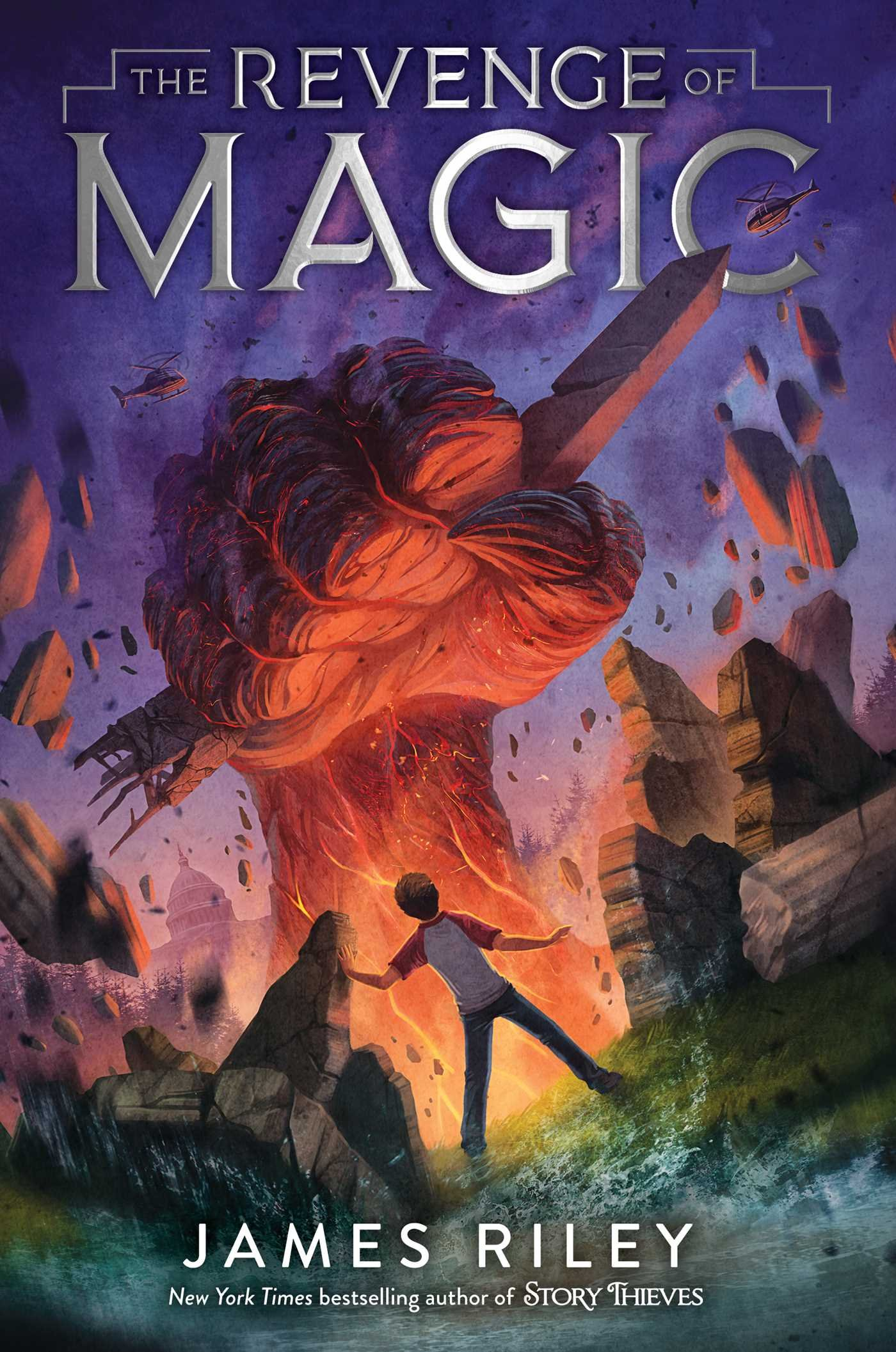 """The Revenge of Magic"" by James Riley"
