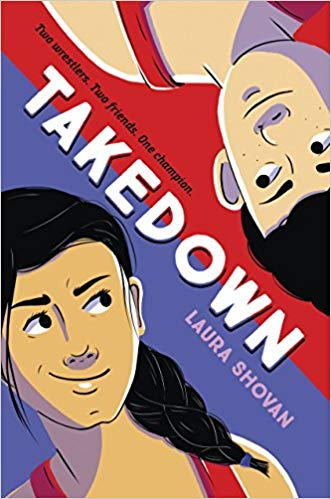 "Introducing ""Takedown"", a Children's Novel by Laura Shovan!"