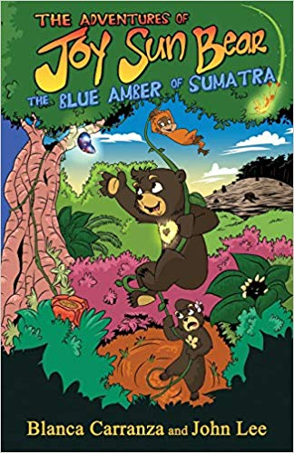 RWYK Interview: The Adventures of Joy Sun Bear: The Blue Amber of Sumatra