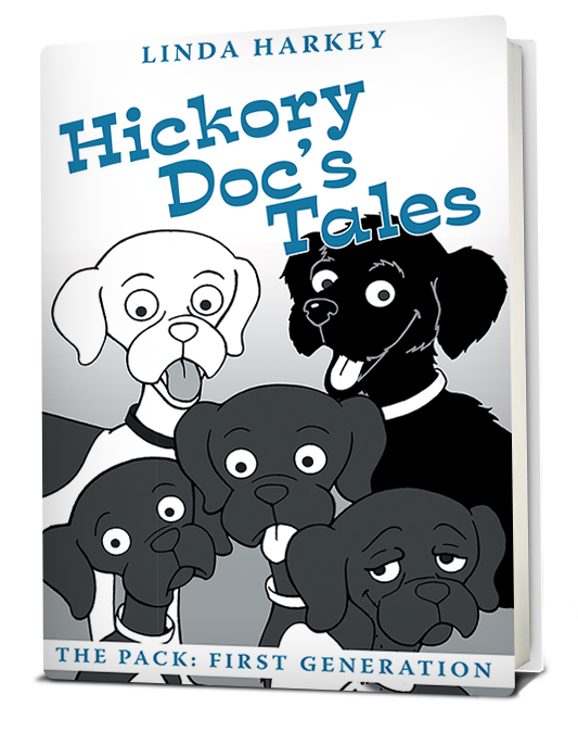 Hickory Docs Tales by Linda Harkey