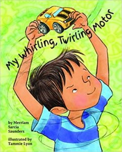 My Whirling Twirling Motor